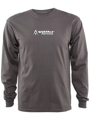 Volkl Men's Bordeaux Long-Sleeve T-Shirt