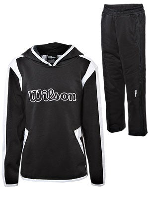 Wilson Boy's Junior Spring Knit Warm-Up