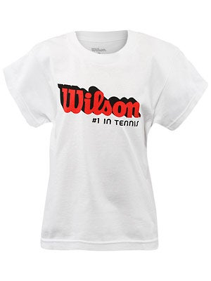 Wilson Boy's Junior Summer Fenom T-Shirt