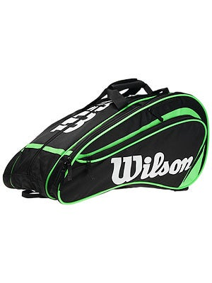 Wilson 2013 BLX Rak Pak Bag Black/Green