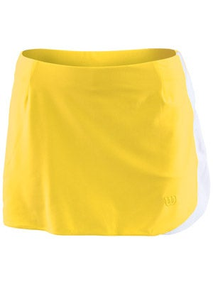 Wilson Girl's Tour Skort - Gold