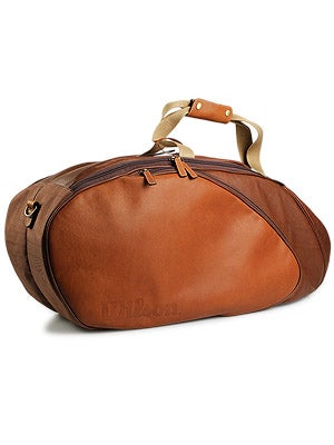 Wilson Leather 6 Pack Bag 2012
