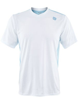 Wilson Mens Summer Claim Victory Top