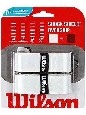 Wilson Shock Shield Overgrip 2-Pack
