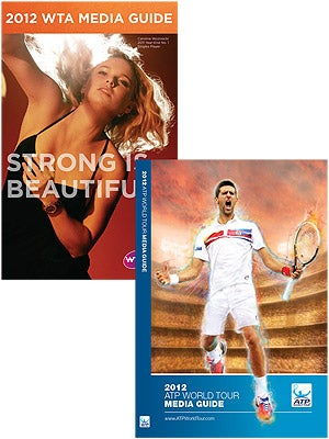 ATP World Tour/WTA Tour Media Guide 2012