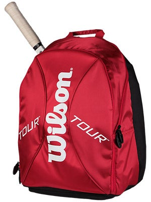 Wilson Tour Red Back Pack Bag Small