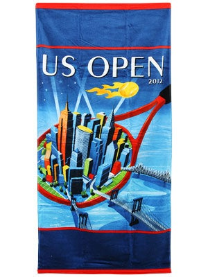 Wilson 2012 US Open Beach Towel