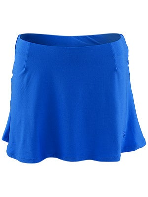 Wilson Women's Performance Flare Skort - Royal