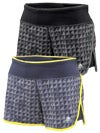 adidas Women's Powerluxe Houndstooth Short