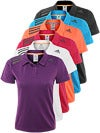 adidas Women's Spring Clima Chill Polo