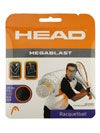 Head MegaBlast 17 RB String Black