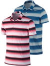 Nike Men's Summer Rally Sphere Stripe Polo