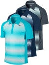 Nike Men's Winter Advantage UV Graphic Polo