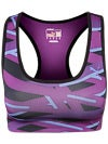 Puma Women's Fall Gym Graphic Bra
