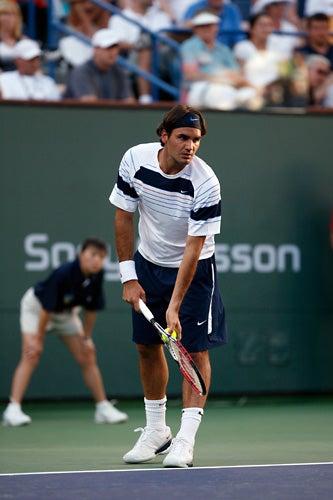 Roger Federer Service Grip   Talk Tennis