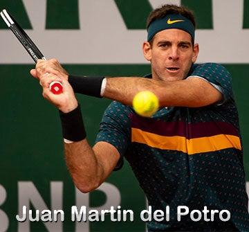 low priced f3acf b733e profile pic of Juan Martin del Potro
