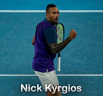 profile pic of Nick Kyrgios