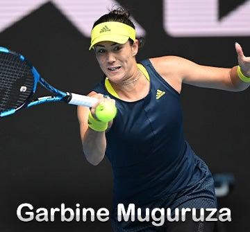 premium selection 0f684 560a6 profile pic of Garbine Muguruza