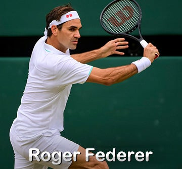 a06a5756f622 profile pic of Roger Federer