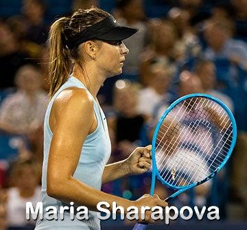 Картинки по запросу Maria Sharapova Equipment