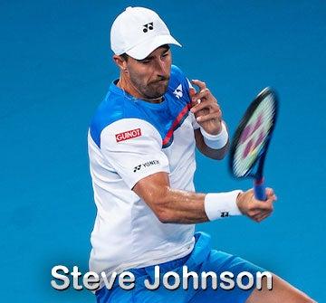 profile pic of steve johnson
