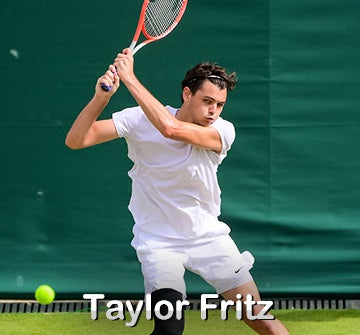 cba37587 profile pic of Taylor Fritz