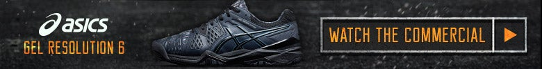 Asics Gel Resolution 6 Watch the Commerical