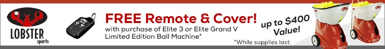 Free Remote and Cover with Purchase of Elite 3 or Elite Grand V