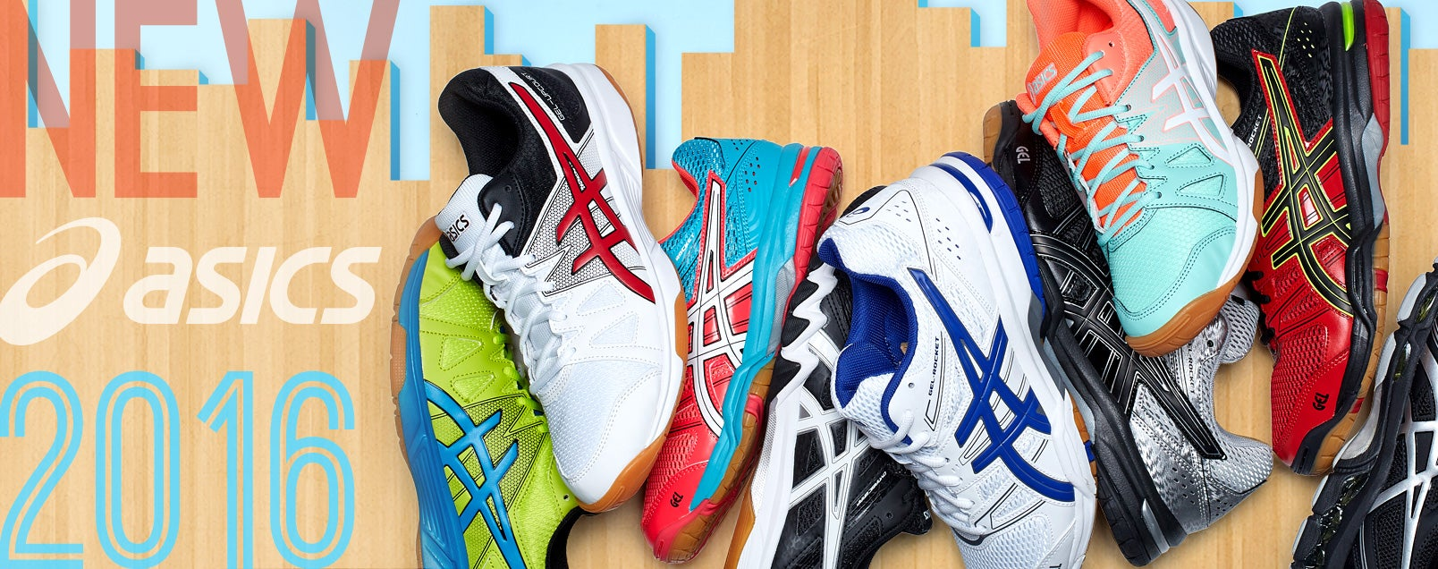 Asics 2016 shoes