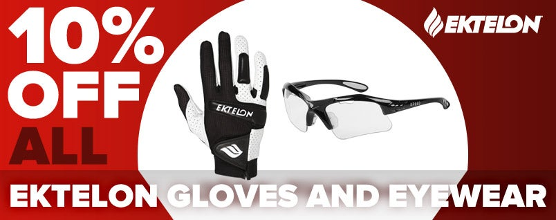Ektelon Glove and Eyewear Promo