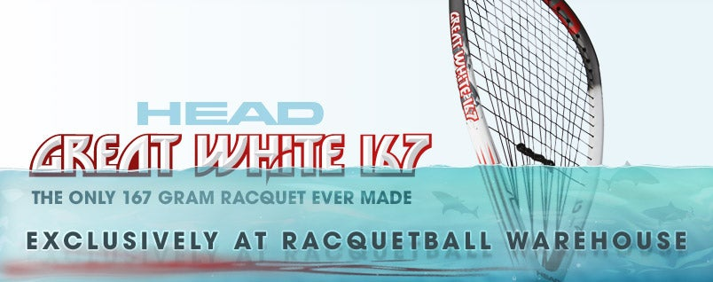 Head Great White 167