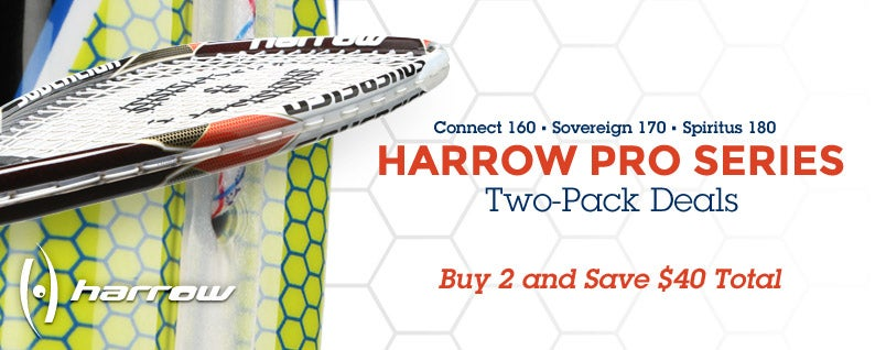 Harrow Two Packs