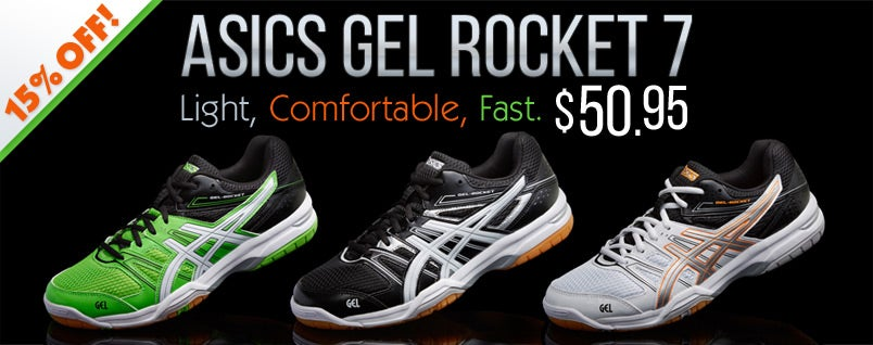 Asics Gel Rocket 7
