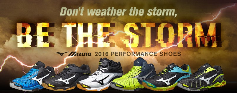 2016 Mizuno Shoes