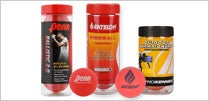 Red Racquetballs - Outdoor Racquetball