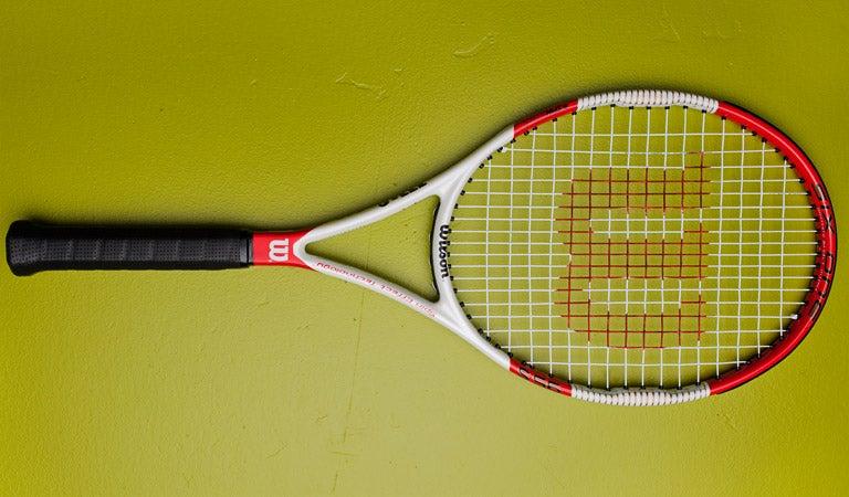 a365b1c56a7 Tennis Warehouse - Wilson Six.One 95S Racquet Review