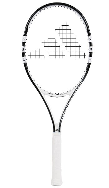 longitud Mancha Transformador  Tennis Warehouse - adidas Barricade Racquet Review