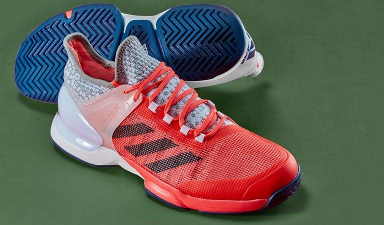 Adizero Ubersonic 2 Scarpe Da Tennis Degli Uomini Di Adidas c0Z6D2q