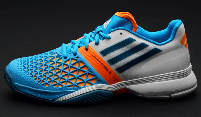 Tennis Warehouse adidas adizero Feather III Men's Shoe Review
