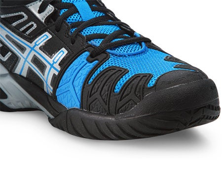 Asics Gel Zapatos Resolución 4 Pistas fyzDqMxvN