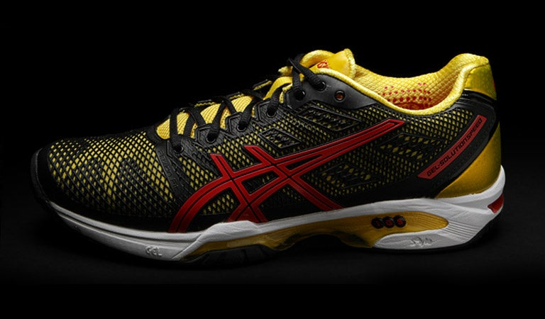 asics gelsolution speed 2 tennis shoes