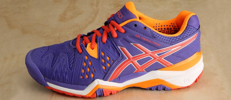 Tennis Warehouse - Asics Gel Resolution 6 Women's Shoe Review