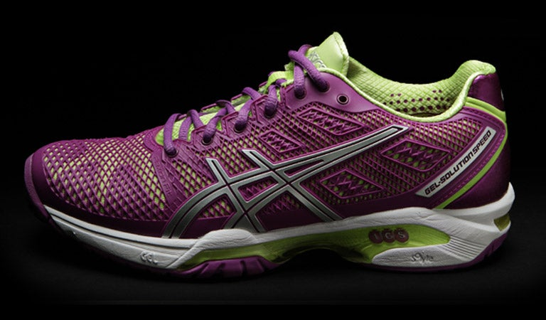 Asics Solution Speed 2 Women's Shoe Review