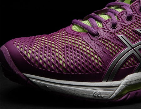 Fonética Decaer Competencia  Tennis Warehouse - Asics Solution Speed 2 Women's Shoe Review