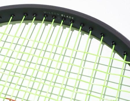 Tennis Warehouse - Wilson Blade 98 16x19 Countervail Racquet
