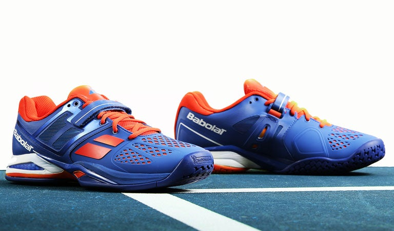 Babolat Propulse All Court Blue/Red Men's Shoes
