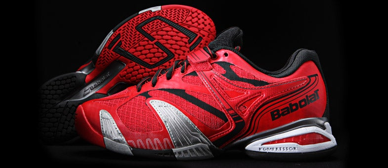 Review Babolat Tennis Shoes