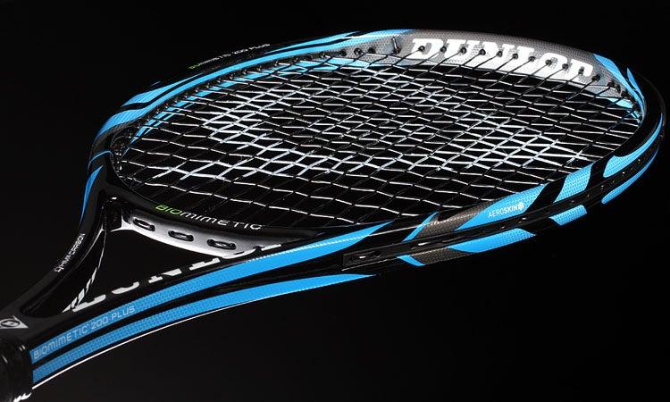 Dunlop Biomimetic 200 Plus Racquet Review. Volkl Power Bridge 8 315 16d4a5ee44