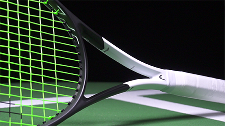 4bba5fedcd8 ... get the speed ramped up on big first serves. Targeting was easy, and I  felt in command when I was serving with this racquet — even on second  serves.