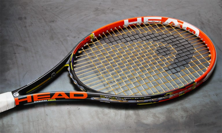 Head Graphene Radical Pro Racquets